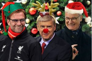 Christmas Week Managers