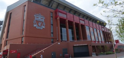 Anfield Entrance