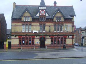 The Famous Arkles Pub - Liverpool