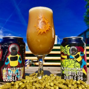 Beavertown's Taproom Brewry - Humuloid Double Ipa