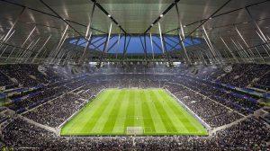 Tottenham Hotspur Stadium, London, UK