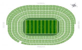 Camp Nou Seating Chart