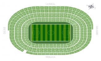 Camp Nou Seating Chart