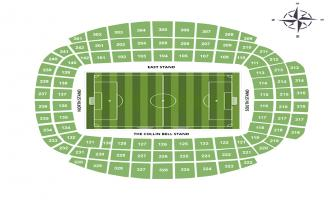 Etihad Stadium Seating Chart