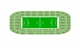 Juventus Stadium Seating Chart