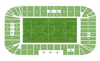 St Mary's Stadium Seating Chart