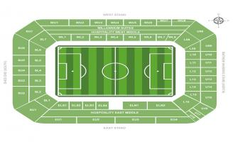 Stamford Bridge Seating Chart