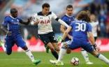 Chelsea FC v Tottenham Hotspur - Semi Final