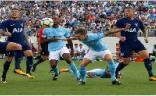 Manchester City v Tottenham Hotspur - Quarter Finals