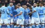 Manchester City v Tottenham Hotspur - English Premier League