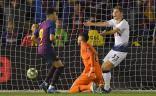 FC Barcelona v Tottenham Hotspur
