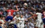 Real Madrid v Atletico Madrid