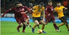 Liverpool FC v Wolverhampton Wanderers
