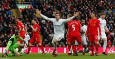 Liverpool FC v Swansea City