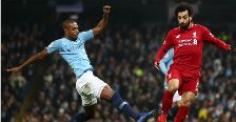 Manchester City v Liverpool FC