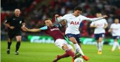 Tottenham Hotspur v West Ham United