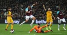 West Ham United v Brighton & Hove Albion