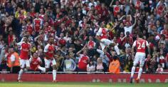 Arsenal v Manchester United