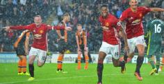 Manchester United v Burnley
