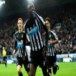 Newcastle united match