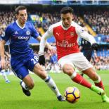 Arsenal v Chelsea FC