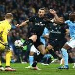 Manchester City v Paris Saint Germain