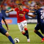 Manchester United v Paris Saint Germain
