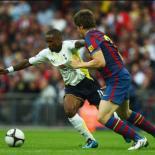 Tottenham Hotspur v FC Barcelona