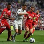 Real Madrid v Bayern Munich - Semi Final