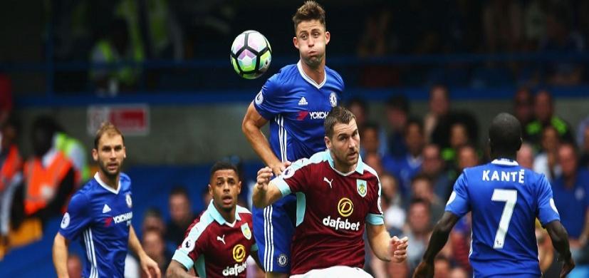 Chelsea v Burnley FC